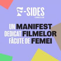 F-SIDES - cineclubul care vrea sa vada mai multe filme facute de femei in Romania