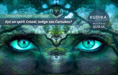 Testul Revolutiei Spirituale: Esti un spirit Cristal, Indigo sau Curcubeu?