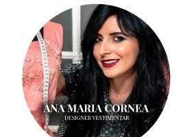 Rochii prețioase pentru seara de Revelion: top de la designer Ana Maria Cornea