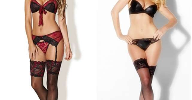 Sexy Glam: 15 piese luxoase de lenjerie intima pentru zeita din tine