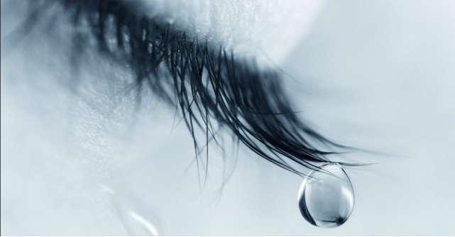 Parerea psihologului: Plansul, o modalitate de vindecare a sufletului