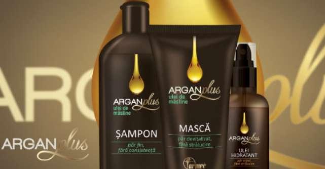 Farmec lanseaza ARGANPlus,  noua gama de produse de ingrijire pentru par