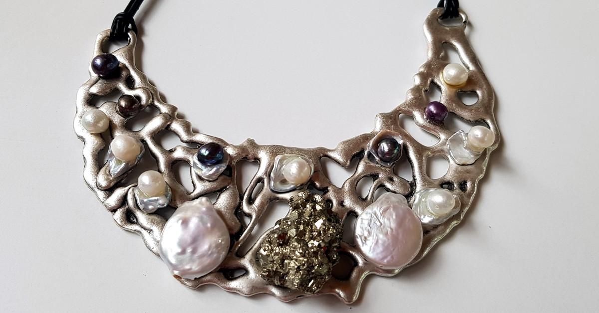 Poza 1 din 4 mirabilis art jewelry