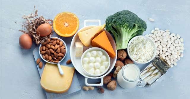 Alimente bogate în calciu: pentru copiii mici și mari