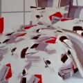 Lenjerii de pat: Lenjerie de pat creponata Color