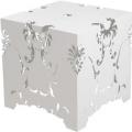 Masuta Cubo Ornament White