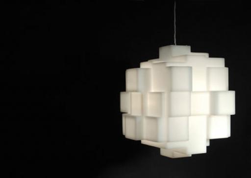 Lampa de tavan Metropolis
