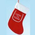 Decoratiuni Craciun: Ciorap Deluxe Letter to Santa