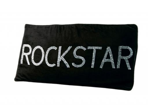 Perna decorativa Glamour Rockstar