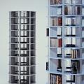 Accesorii birou: Suport CD-uri Revolving Tower