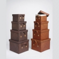 Sisteme de depozitare: Cutii Box Mondo Terra