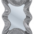 Obiecte decorative: Oglinda MOSAIC SWING SILVER