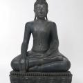 Obiecte decorative: Deco Buddha Sitting XL