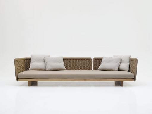 Canapea de exterior Sabi