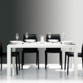 Mese dining: TABLE CLACKS 160X85
