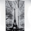 Obiecte decorative: Despartitor Paravent I Love Paris