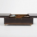 Masute: Masuta Coffee Table Bar Colonial