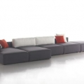 Canapele: Sofa Portixol 4+6+2+3 KARE + Studio Divani