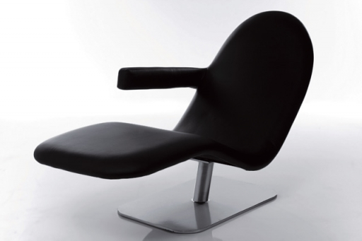 Relax Chair Lino Black AL