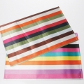 Accesorii bucatarie: Place Mat Multicolore Stripes Assorted