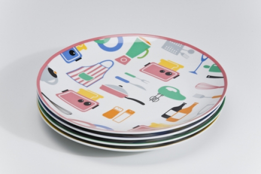 Plate Living Assorted