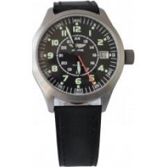 Ceas de mana cu curea Aviator 2614/1225482 model clasic, barbatesc