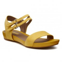 Sandale cu talpa joasa din piele naturala ECCO Rungsted