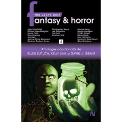 The Year\'s Best Fantasy and Horror (Vol. 4)