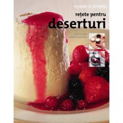 Retete pentru deserturi - Repede si simplu