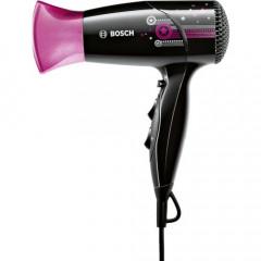Uscator de par Bosch PHD2511, Putere 1800 W, Functie Cool, Design ergonomic, (Negru)