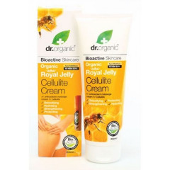 Dr organic - laptisor de matca - crema anticelulitica