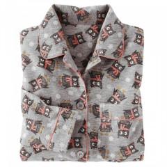 Pijama catifelata pentru femei