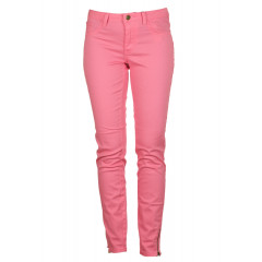 Pantaloni VILA Simette Pink