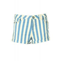 Pantaloni scurti Bershka Uma Blue