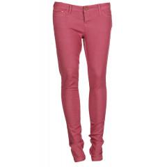 Pantaloni Bershka Tiner Pink