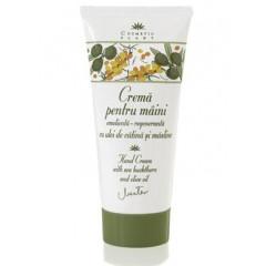 COSMETIC PLANT Crema pentru maini cu ulei de catin si masline