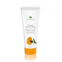 COSMETIC PLANT Crema pentru maini cu extract de galbenele si vitaminele A si F