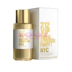 CAROLINA HERRERA 212 VIP GEL DE DUS 200 ML