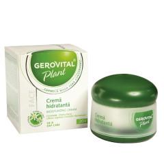 GEROVITAL PLANT CREMA HIDRATANTA