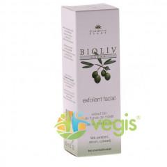 Exfoliant pentru ten natural Bioliv Cosmetic Plant