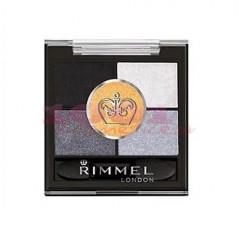RIMMEL LONDON GLAM EYES HD 5 PAN FARD DE PLEOAPE GOLDEN EYE 021