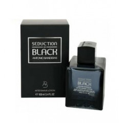 ANTONIO BANDERAS SEDUCTION IN BLACK after shave