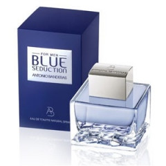 ANTONIO BANDERAS BLUE SEDUCTION eau de toilette
