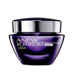 Crema de noapte Anew Platinum