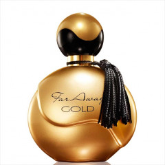 Apa de parfum Far Away Gold in editie speciala
