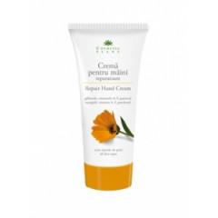 Crema maini reparatoare cu galbenele vitamina a si f 150 ml Cosmetic Plant
