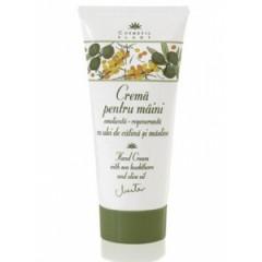 Crema maini ulei catina + masline 100 ml Cosmetic Plant