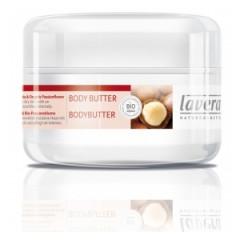 Crema de corp bio Macadamia Passions pe baza de ulei de macadamia unt de shea si unt de cacao Lavera 150ml