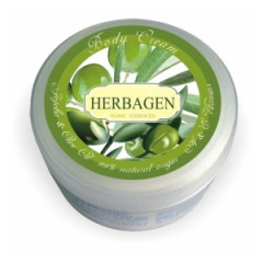 Crema BIO de corp cu jojoba si vitamina E 150ml Herbagen