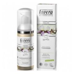 Demachiant natural spuma BIO 50 ml my age cu efect antirid pe baza de ceai alb ulei de karanja si coenzima Q10
